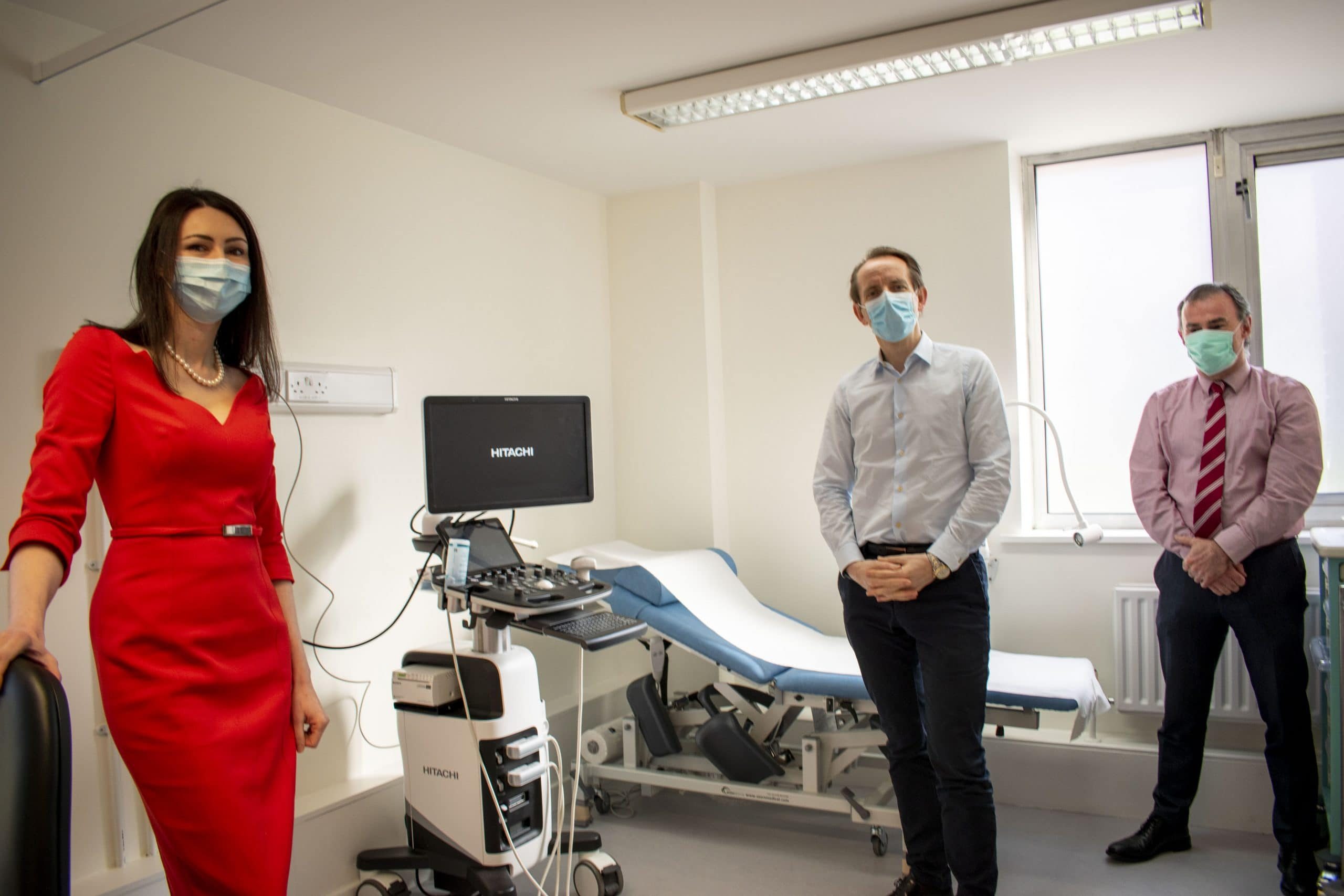 New Gynaecology unit opened at the Rotunda Hospital to provide increased access to vital services
